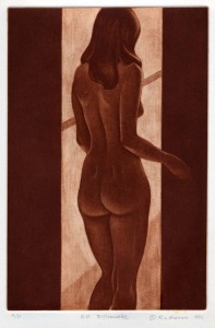 A. M. Silhouette