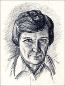 Uncle Rob Self Portrait (circa 1980)