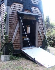 Ramp Door