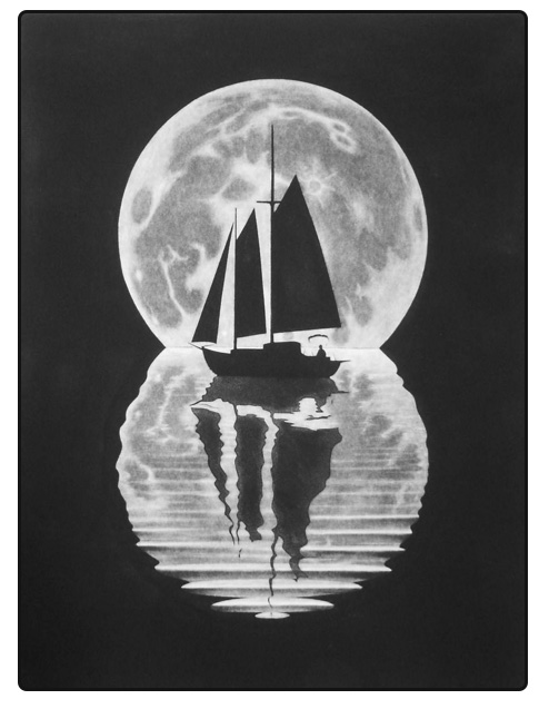 Schooner Moon