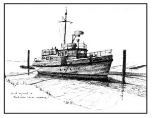 Sea Scout Boat