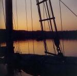 Sunset at Bodega Harbor