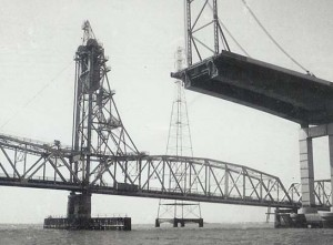 The New San Mateo Bridge Under Construction