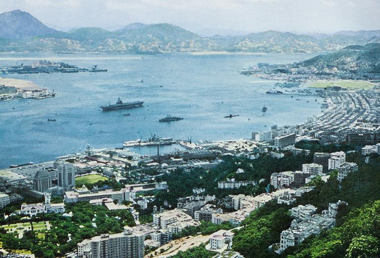Hong KongHarbor