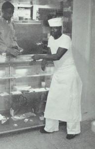 1st Class Cook Eddie Moton ( I think )