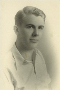 Dad as a Young Man