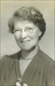 Miriam Phoebe Kidd at mid-life