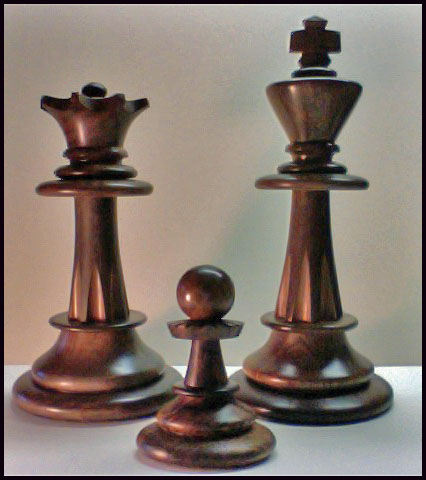 chess trio