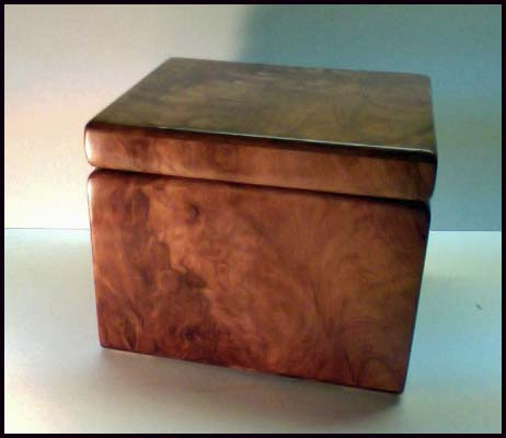 Redwood box